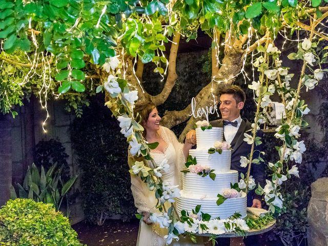 Il matrimonio di Alessandro e Monica a Trecastagni, Catania 38