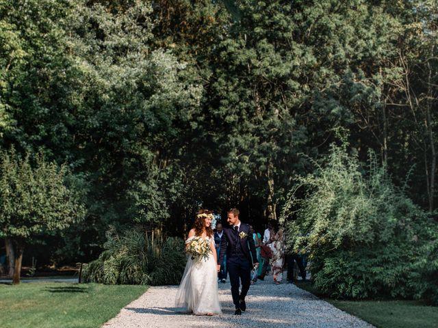 Il matrimonio di Daniele e Paola a Medole, Mantova 32