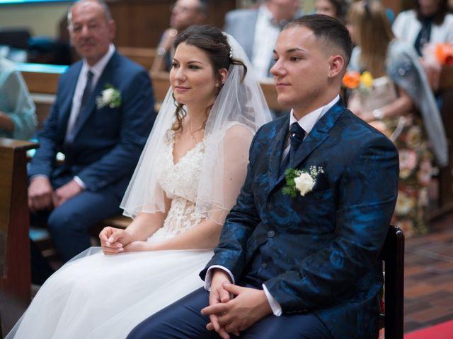 Il matrimonio di Andrea e Veronica a Limito Di Pioltello, Milano 16