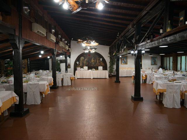 Il matrimonio di Andrea e Veronica a Limito Di Pioltello, Milano 22