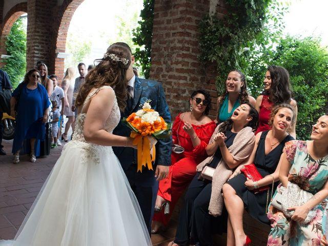 Il matrimonio di Andrea e Veronica a Limito Di Pioltello, Milano 26
