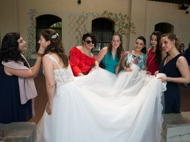 Il matrimonio di Andrea e Veronica a Limito Di Pioltello, Milano 27
