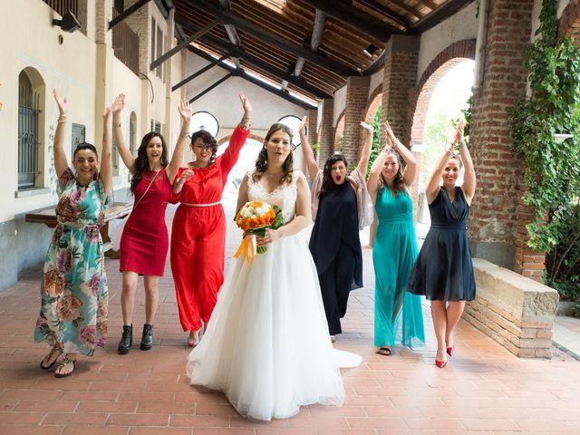 Il matrimonio di Andrea e Veronica a Limito Di Pioltello, Milano 29
