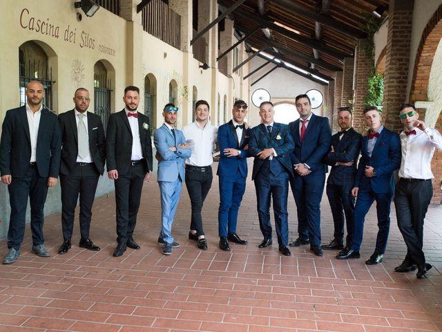 Il matrimonio di Andrea e Veronica a Limito Di Pioltello, Milano 31