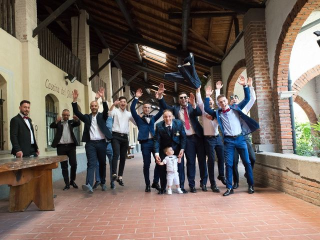 Il matrimonio di Andrea e Veronica a Limito Di Pioltello, Milano 33