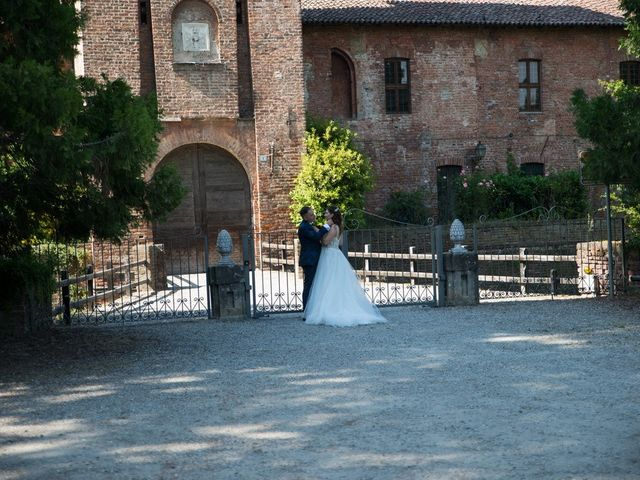 Il matrimonio di Andrea e Veronica a Limito Di Pioltello, Milano 48