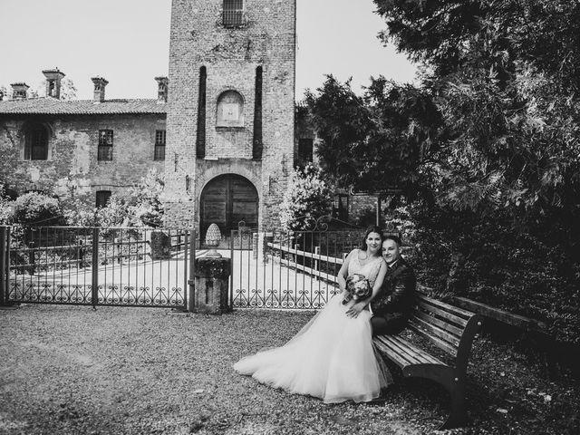 Il matrimonio di Andrea e Veronica a Limito Di Pioltello, Milano 49