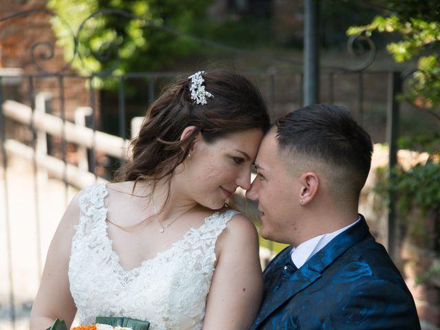 Il matrimonio di Andrea e Veronica a Limito Di Pioltello, Milano 50