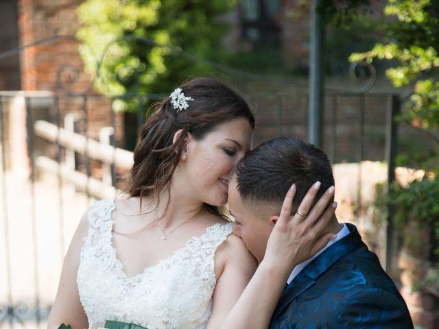 Il matrimonio di Andrea e Veronica a Limito Di Pioltello, Milano 51