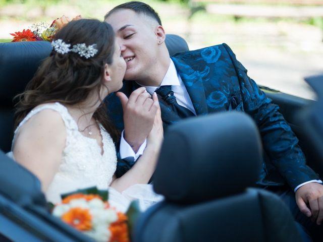 Il matrimonio di Andrea e Veronica a Limito Di Pioltello, Milano 53