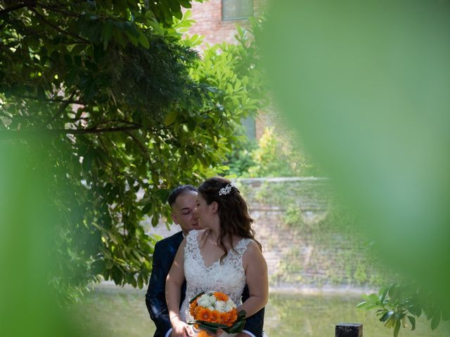 Il matrimonio di Andrea e Veronica a Limito Di Pioltello, Milano 54