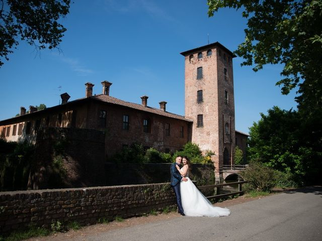 Il matrimonio di Andrea e Veronica a Limito Di Pioltello, Milano 57