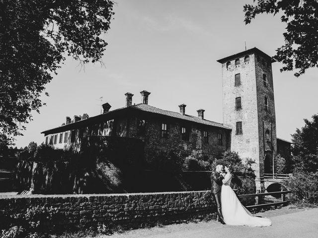 Il matrimonio di Andrea e Veronica a Limito Di Pioltello, Milano 58