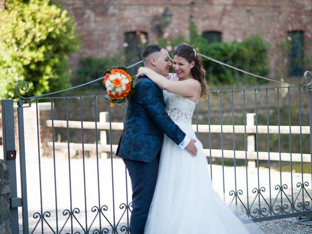 Il matrimonio di Andrea e Veronica a Limito Di Pioltello, Milano 59