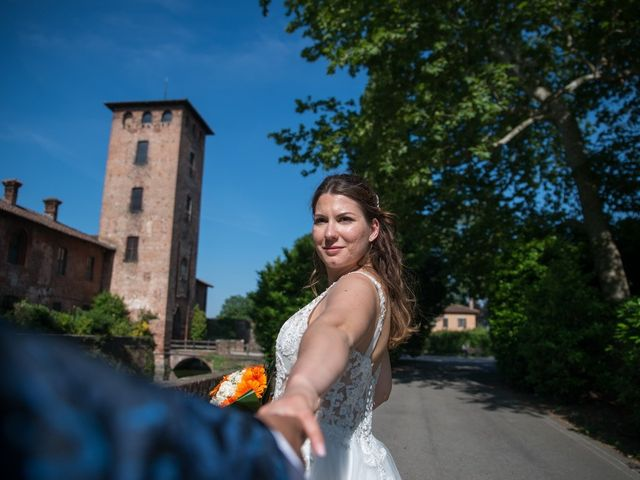 Il matrimonio di Andrea e Veronica a Limito Di Pioltello, Milano 63