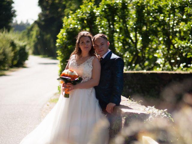 Il matrimonio di Andrea e Veronica a Limito Di Pioltello, Milano 64