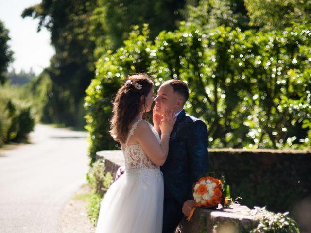 Il matrimonio di Andrea e Veronica a Limito Di Pioltello, Milano 65