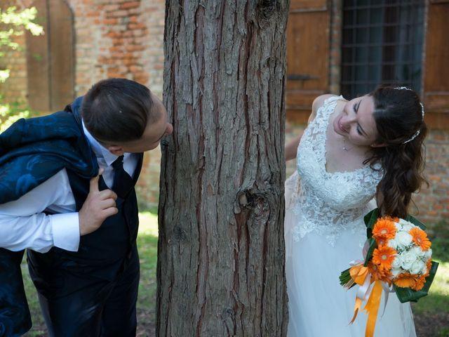 Il matrimonio di Andrea e Veronica a Limito Di Pioltello, Milano 69