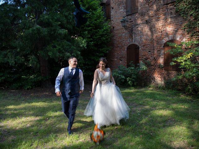 Il matrimonio di Andrea e Veronica a Limito Di Pioltello, Milano 71