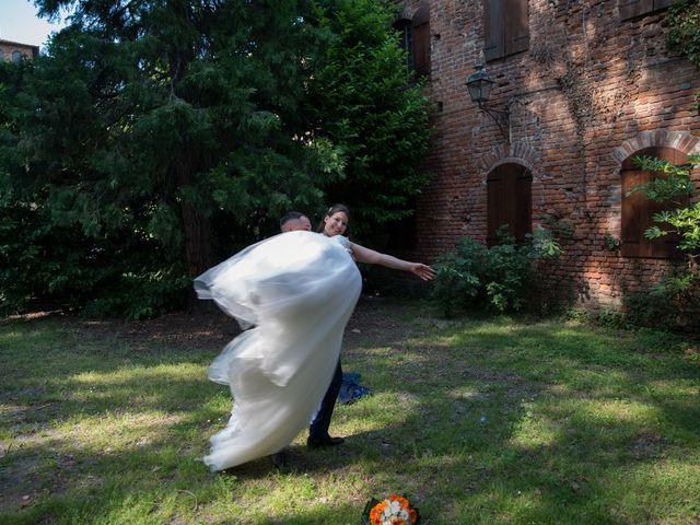 Il matrimonio di Andrea e Veronica a Limito Di Pioltello, Milano 72