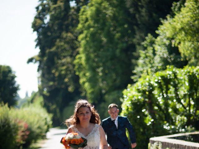 Il matrimonio di Andrea e Veronica a Limito Di Pioltello, Milano 73