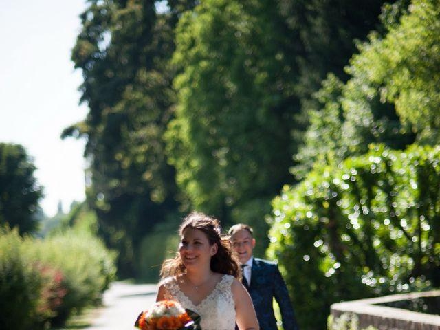 Il matrimonio di Andrea e Veronica a Limito Di Pioltello, Milano 75