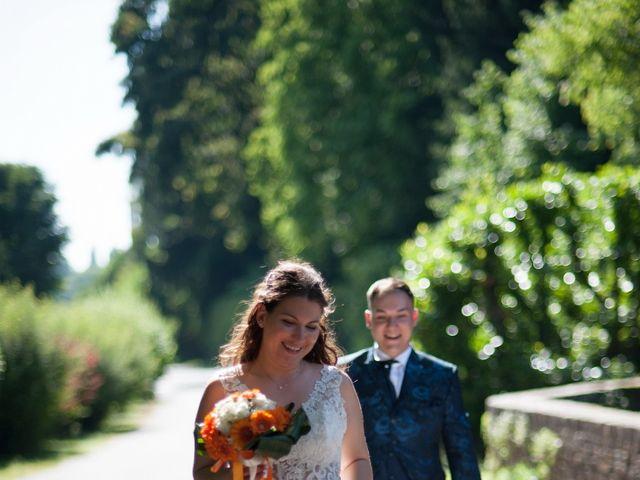 Il matrimonio di Andrea e Veronica a Limito Di Pioltello, Milano 76
