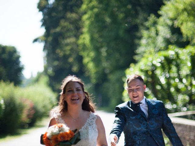 Il matrimonio di Andrea e Veronica a Limito Di Pioltello, Milano 77