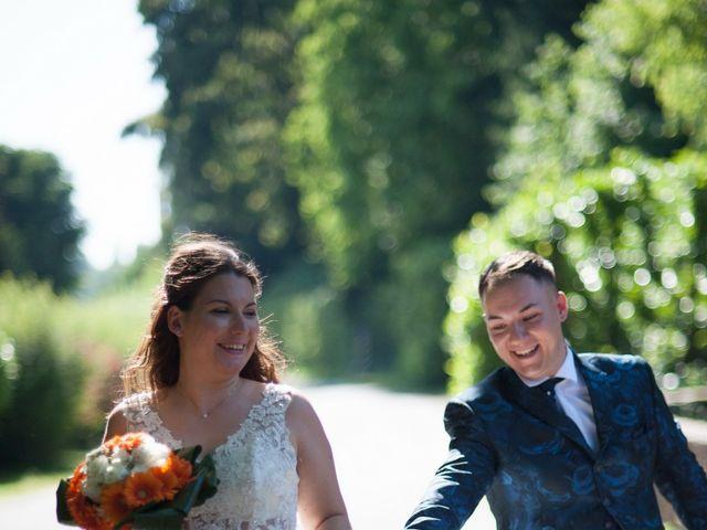 Il matrimonio di Andrea e Veronica a Limito Di Pioltello, Milano 1