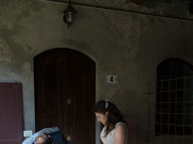 Il matrimonio di Andrea e Veronica a Limito Di Pioltello, Milano 79