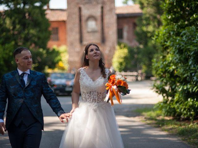 Il matrimonio di Andrea e Veronica a Limito Di Pioltello, Milano 80