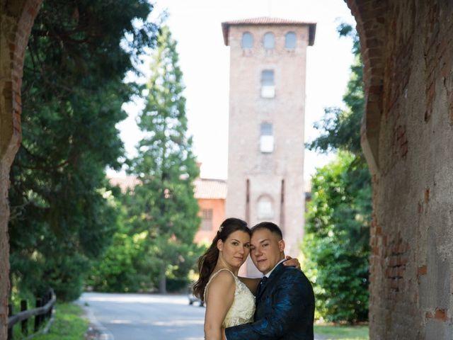 Il matrimonio di Andrea e Veronica a Limito Di Pioltello, Milano 83