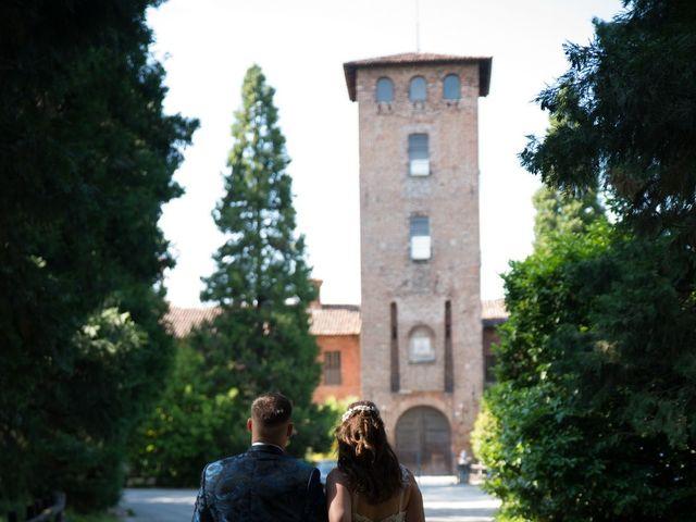 Il matrimonio di Andrea e Veronica a Limito Di Pioltello, Milano 84