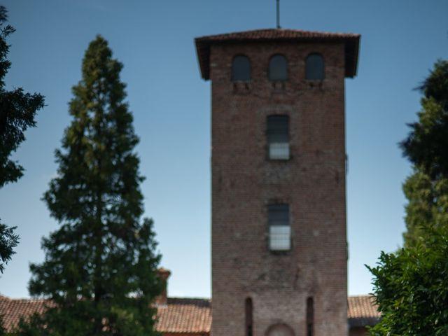 Il matrimonio di Andrea e Veronica a Limito Di Pioltello, Milano 86
