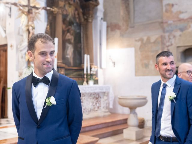 Il matrimonio di Fabrizio e Tibisay a Arquà Petrarca, Padova 24