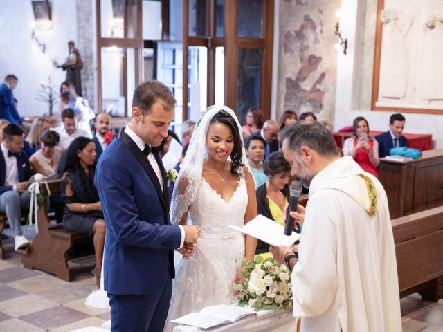 Il matrimonio di Fabrizio e Tibisay a Arquà Petrarca, Padova 27