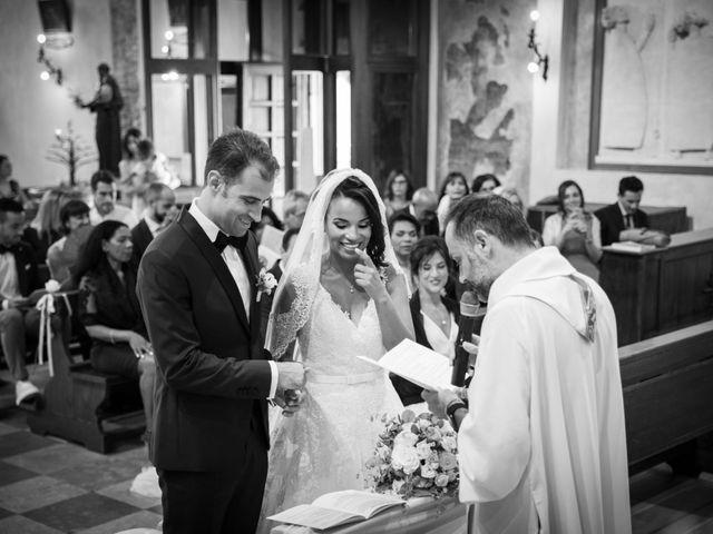 Il matrimonio di Fabrizio e Tibisay a Arquà Petrarca, Padova 28