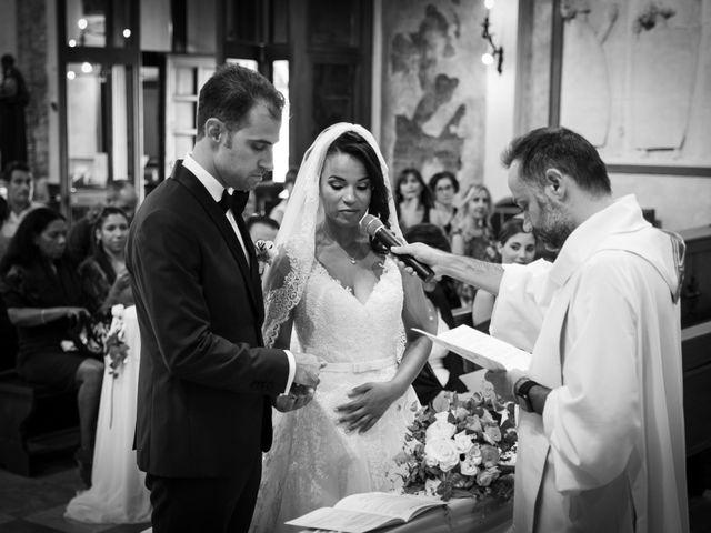 Il matrimonio di Fabrizio e Tibisay a Arquà Petrarca, Padova 29