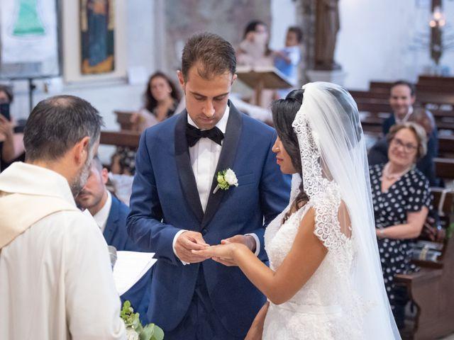 Il matrimonio di Fabrizio e Tibisay a Arquà Petrarca, Padova 31