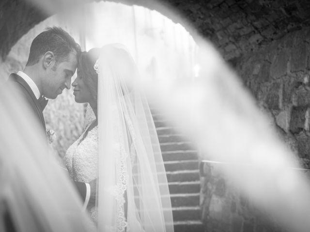 Il matrimonio di Fabrizio e Tibisay a Arquà Petrarca, Padova 38