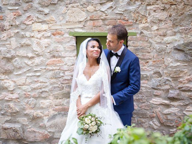 Il matrimonio di Fabrizio e Tibisay a Arquà Petrarca, Padova 40