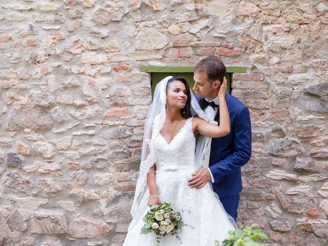 Il matrimonio di Fabrizio e Tibisay a Arquà Petrarca, Padova 41