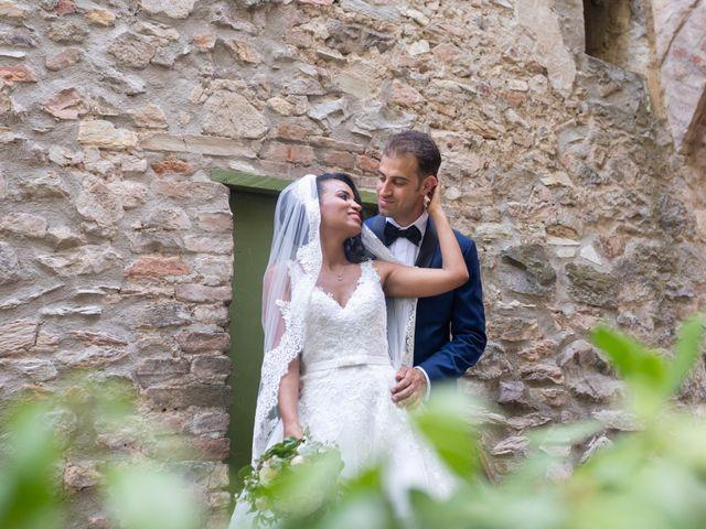 Il matrimonio di Fabrizio e Tibisay a Arquà Petrarca, Padova 43