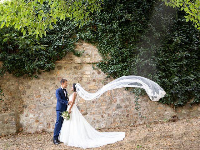Il matrimonio di Fabrizio e Tibisay a Arquà Petrarca, Padova 45