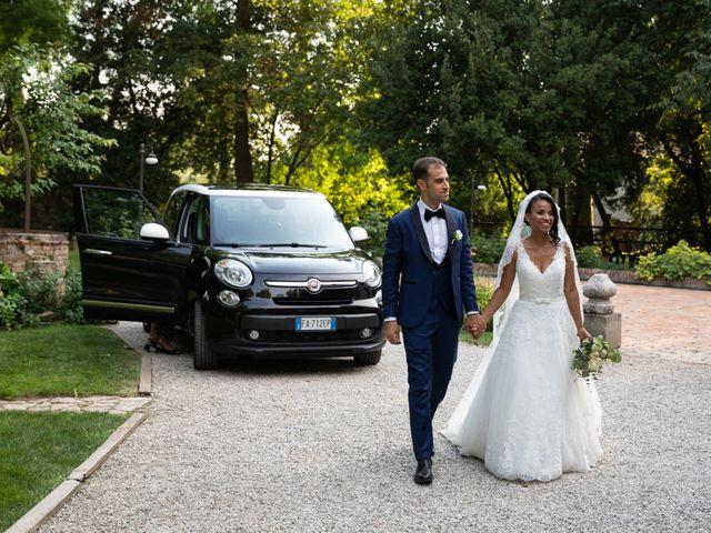 Il matrimonio di Fabrizio e Tibisay a Arquà Petrarca, Padova 49