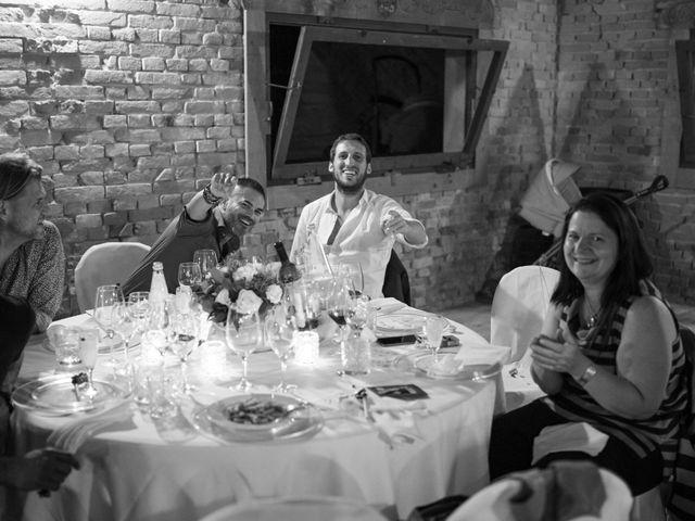 Il matrimonio di Fabrizio e Tibisay a Arquà Petrarca, Padova 58