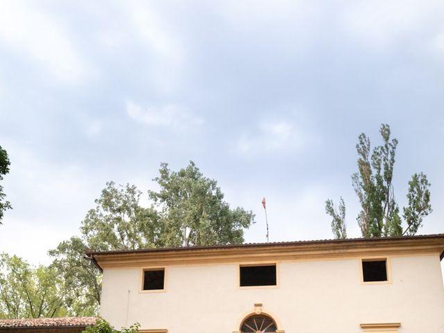 Il matrimonio di Fabrizio e Tibisay a Arquà Petrarca, Padova 61