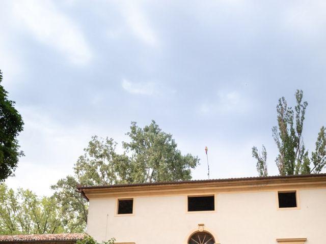 Il matrimonio di Fabrizio e Tibisay a Arquà Petrarca, Padova 63