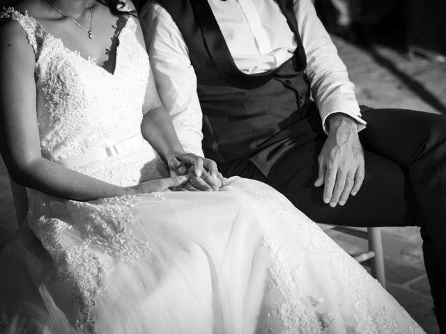 Il matrimonio di Fabrizio e Tibisay a Arquà Petrarca, Padova 67