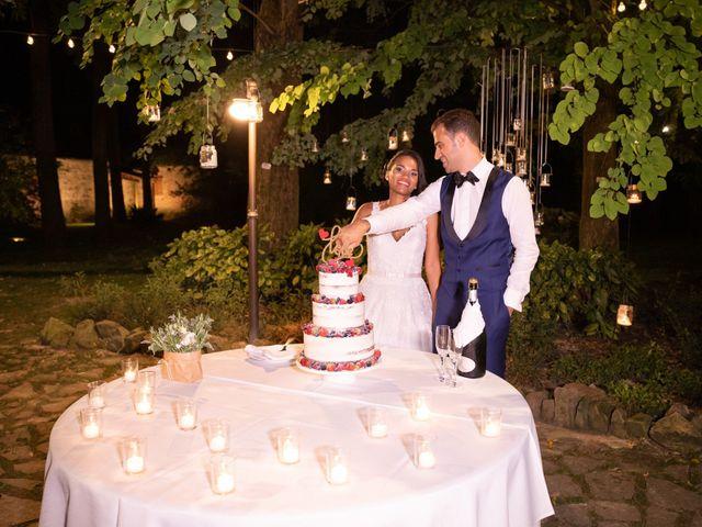 Il matrimonio di Fabrizio e Tibisay a Arquà Petrarca, Padova 72